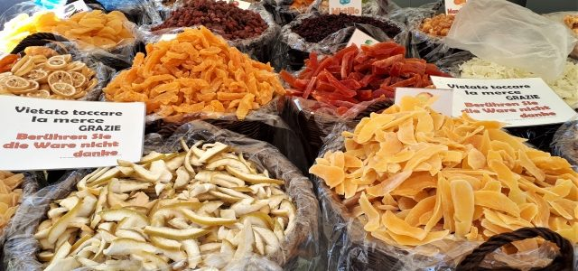 Freitags am Lago Maggiore: Der Markt in Pallanza