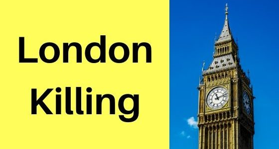 Krimi-Fans aufgepasst: London Killing