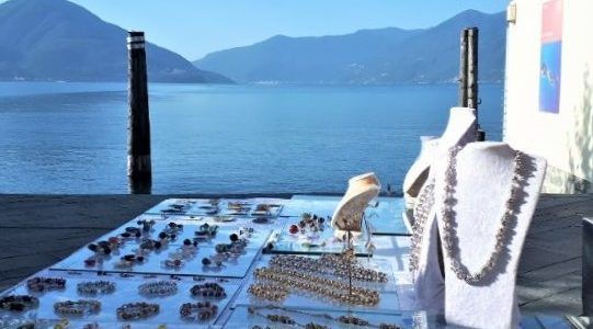 Dienstags am Lago Maggiore: Der Markt in Ascona