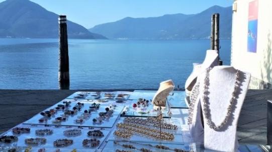 Dienstags am Lago Maggiore: Der Markt in Ascona - Die bunte Christine