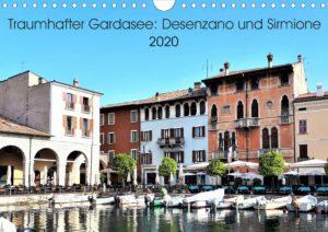 Meine Calvendo-Kalender: Traumhafter Gardasee