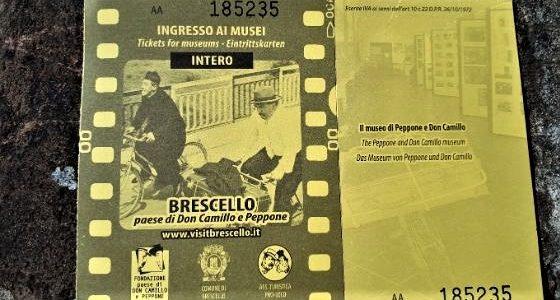 Ein Muss in Brescello: Besuche das Don-Camillo-Museum