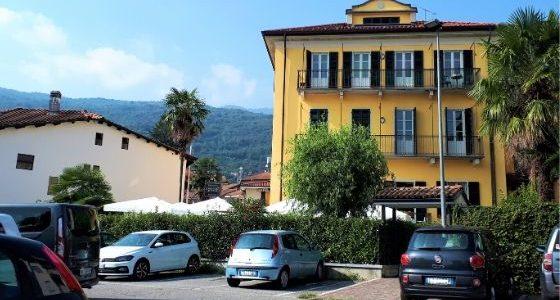 Lago Maggiore: Kostenlos parken in Baveno