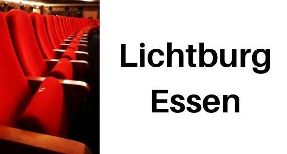 Lichtburg Essen: Das schönste Kino Deutschlands