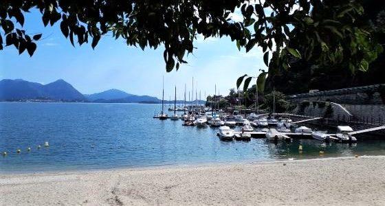 Die schönsten Strände am Lago Maggiore