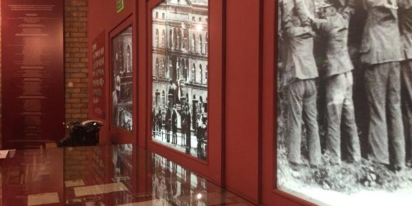 Polnische Post Danzig: Wo der Zweite Weltkrieg begann