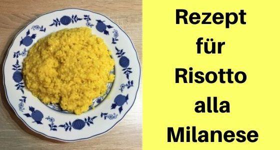 So schmeckt Italien: Rezept für Risotto alla Milanese