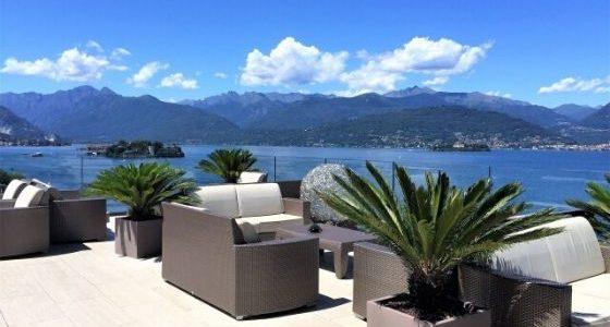 Lago Maggiore: Die Strandbars in Stresa