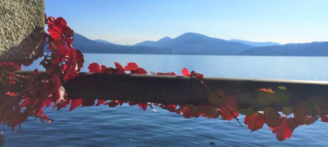 Lago Maggiore im Herbst: 5 Dinge, die du nicht verpassen darfst
