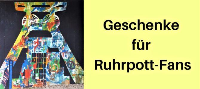 Geburtstag, Weihnachten und Co.: Geschenke für Ruhrpott-Fans
