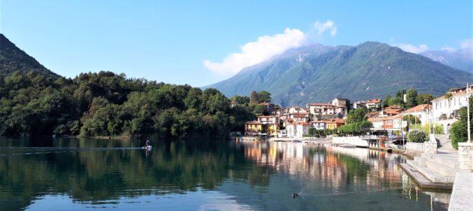 Lago di Mergozzo: Kleinod  im Schatten des Lago Maggiore