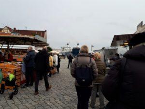 Markt in Travemünde Bild 5 bearbeitet klein
