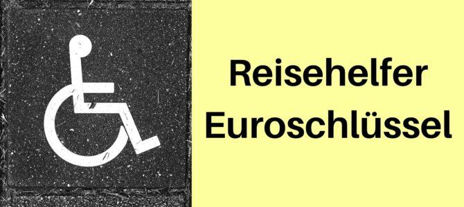 Barrierefreies Reisen: Der Euroschlüssel für Schwerbehinderte