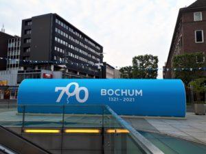 700 Jahre Bochum: Das Stadtjubiläum - Die bunte Christine