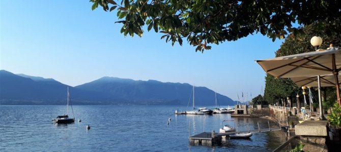Cannero Riviera am Lago Maggiore: Der Ort, wo die Zitronen blühen