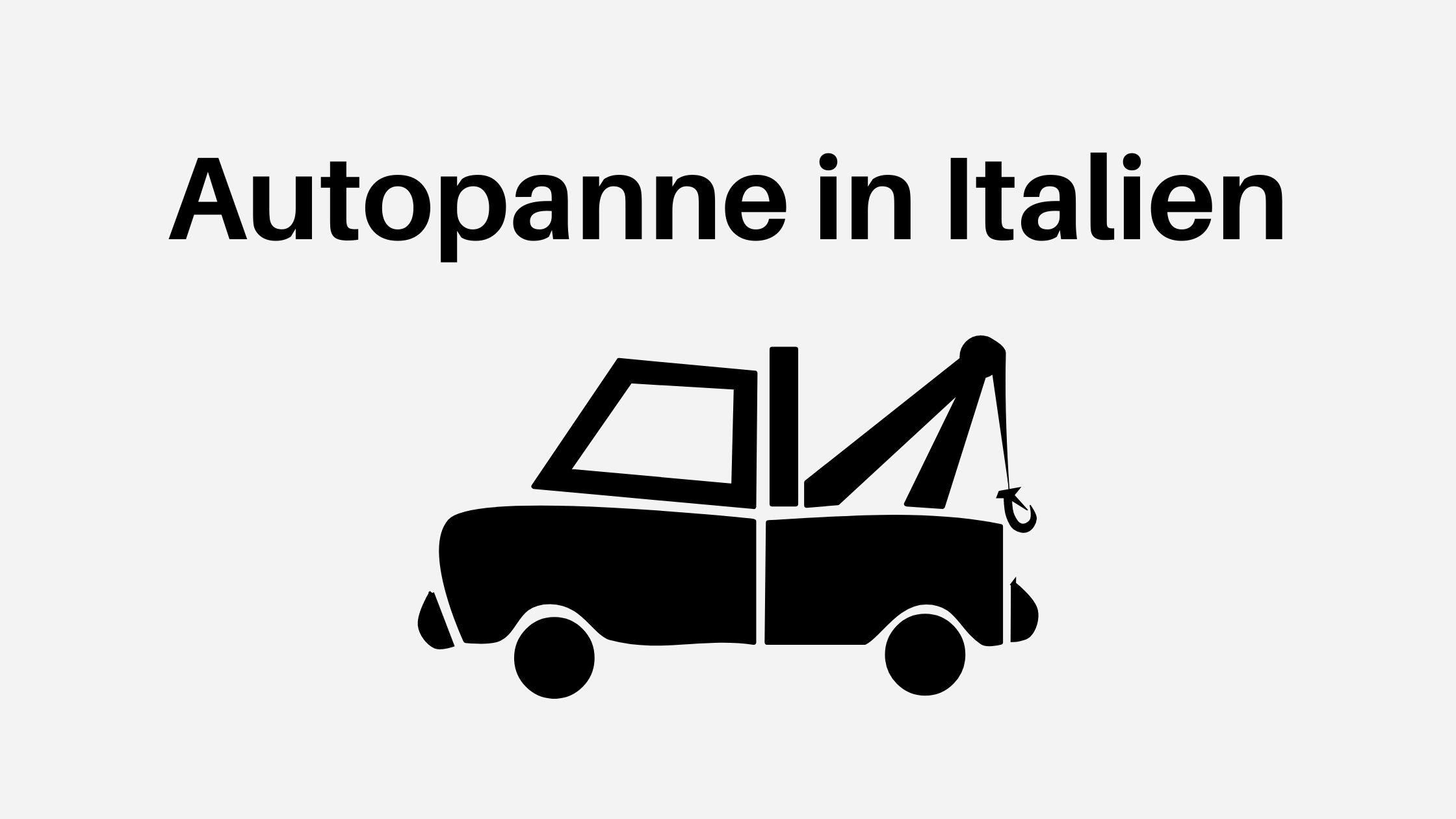 Autopanne in Italien: Ärger mit Antje - Die bunte Christine