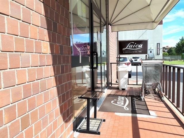 Outlets am Lago Maggiore: Die Schokoladenfabrik Laica in Arona - Die bunte Christine