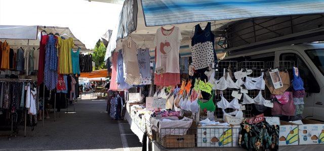 Donnerstags am Lago Maggiore: Der Markt in Lesa