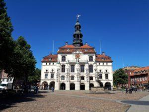 Lüneburg: Die Drehorte von Rote Rosen - Die bunte Christine