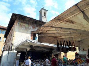 Markt in Orta San Giulio Bild 3 bearbeitet klein