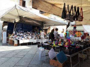 Markt in Orta San Giulio Bild 5 bearbeitet klein