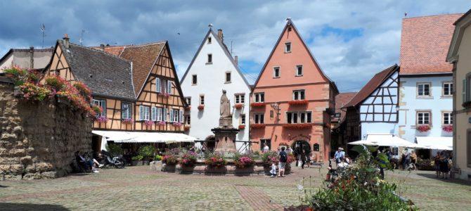 Eguisheim im Elsass: Das vielleicht schönste Dorf Frankreichs