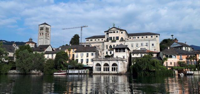 Isola San Giulio: Ein Highlight am Lago d'Orta