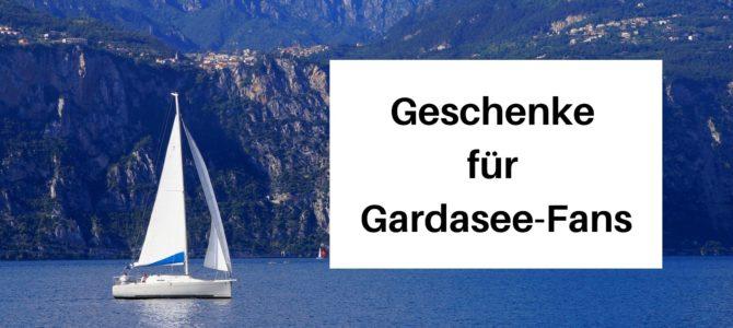 Geburtstag, Weihnachten und Co.: Geschenke für Gardasee-Fans